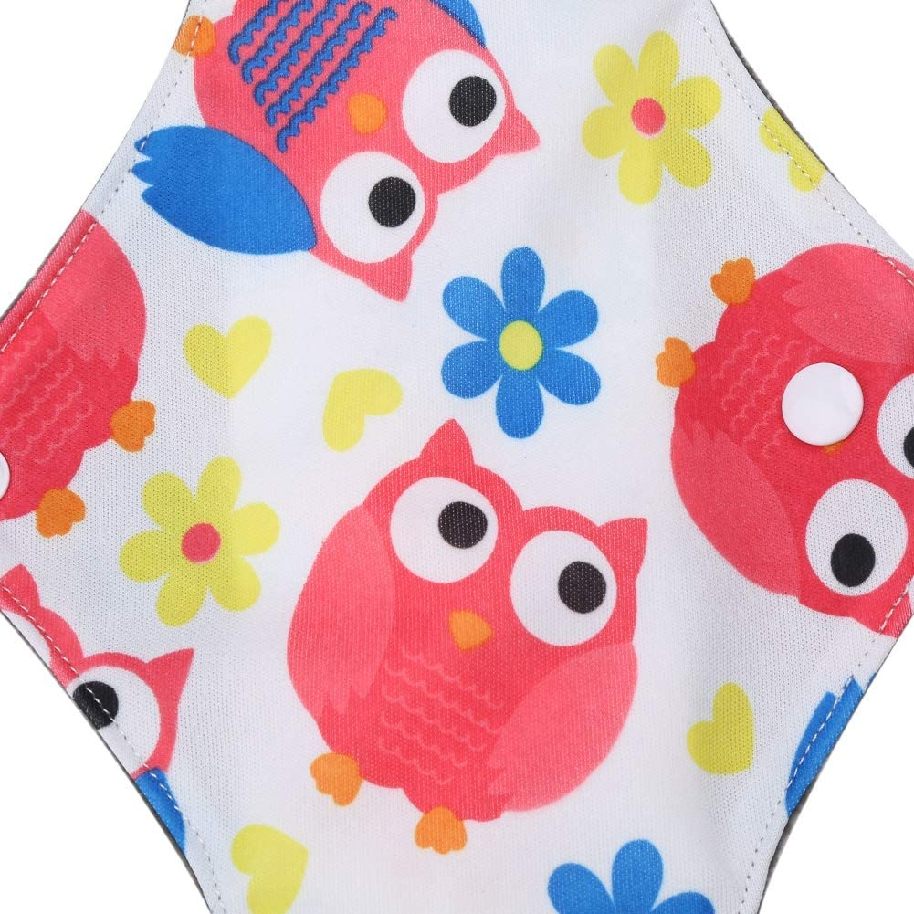 Washable Cloth Sanitary Pad Superfine Fiber Luxury with Charcoal Fibre Max 57% OFF