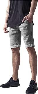 URBAN CLASSICS Deep Crotch undefined SweatShorts Uomo Short Pantaloni Corti Bermuda