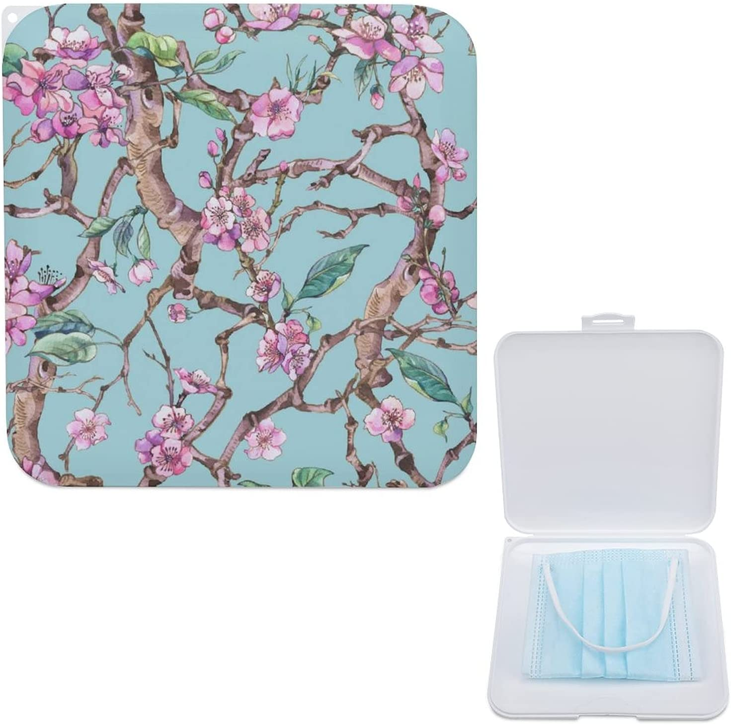 Plastic Storage Case For Face Popular brand in the world Mask Dustproof C Cover Sacramento Mall