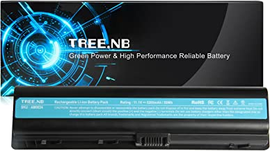 Long Life Battery for HP Pavilion DV6000 Presario F700 V6000 C700 etc, Replace with HP Spare 446506-001 436281-141 432307-001 441425-001 441611-001 446507-001 462853-001 436281-422 432306-001