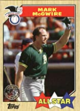 2017 Topps 87 Topps Rookie and All-Star Edition #87-195 Mark Mcgwire Oakland Athletics Baseball Card