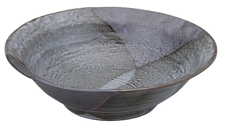 統計遺体安置所睡眠光洋陶器 山がすみ 尺鉢 リム 石目 51538063