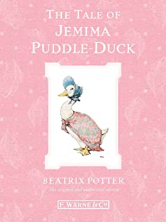 The Tale of Jemima Puddle-Duck (Peter Rabbit)