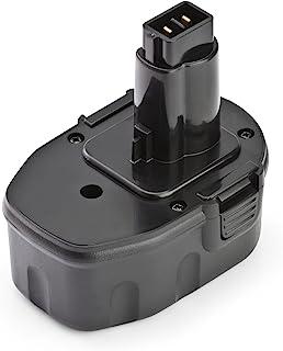 ExpertPower 14.4v 1500mAh NiMh Battery for Dewalt DW9094 DW9091 DC9091 DE9038 DE9091..