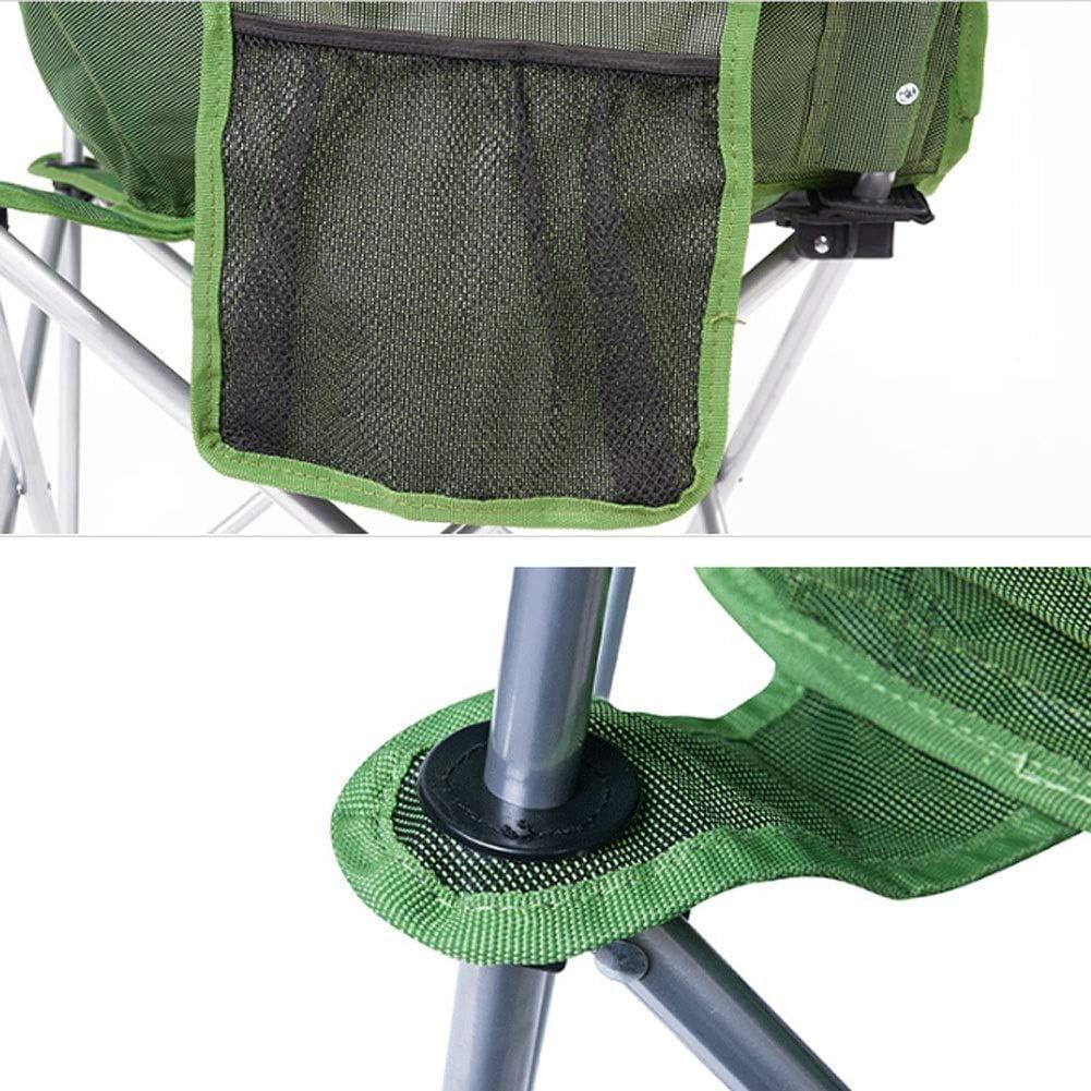 Chaise Longues Portable Pliable Lune Chaise pêche Camping barbecue Tabouret pliant prolongé Randonnée Siège Jardin Ultraléger Meubles de bureau (Color : E) H