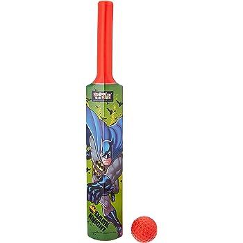 Batman Kids First Plastic Bat and Ball