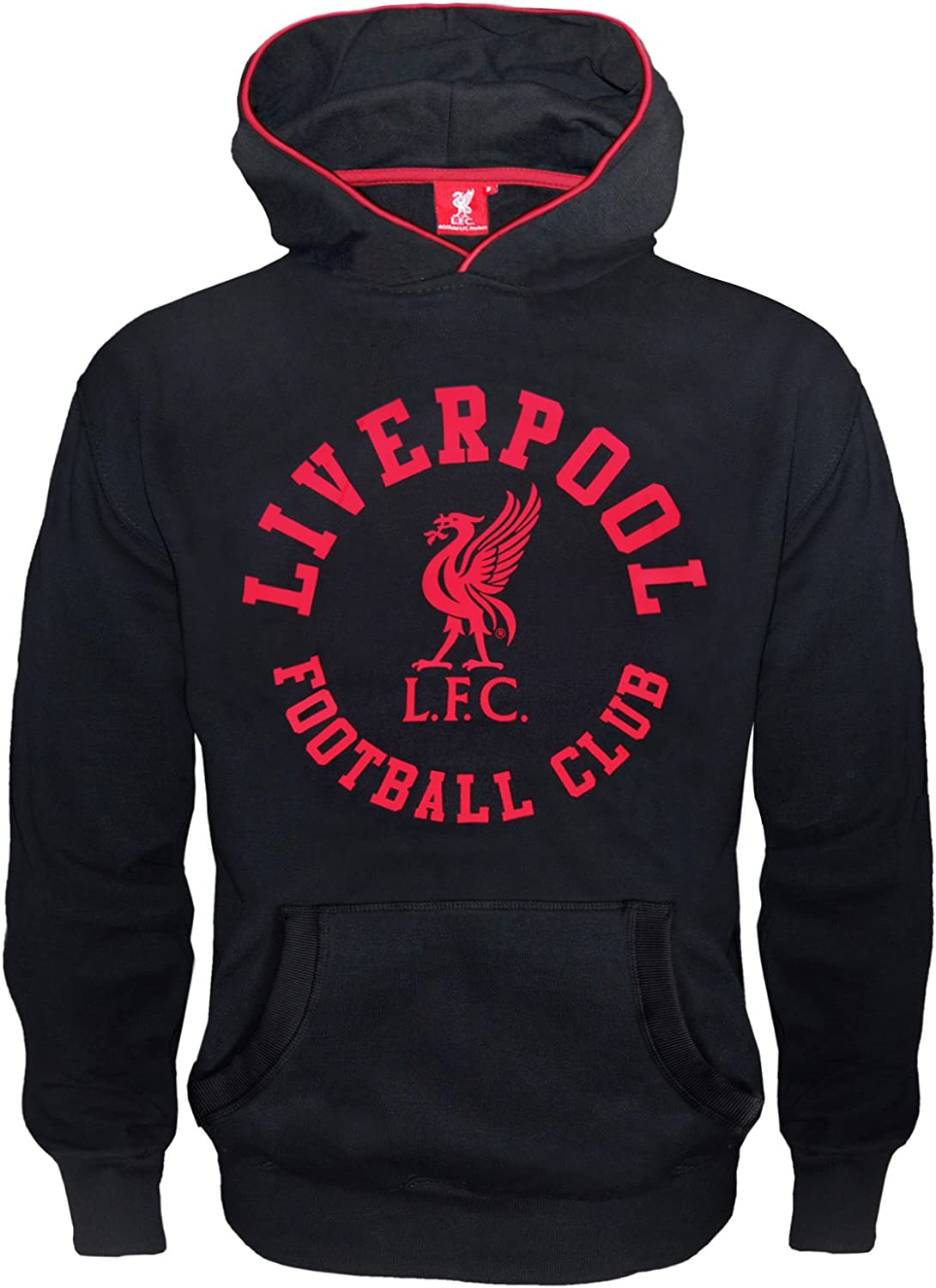 Liverpool Football Club Inexpensive Official Soccer Graphic Boys Dallas Mall Fleece Gift