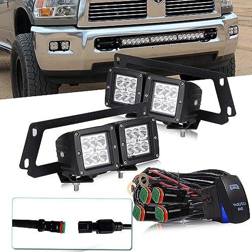 2010 3500 Ram Lights: Amazon.com Headlight Wiring Harness Dodge Ram on