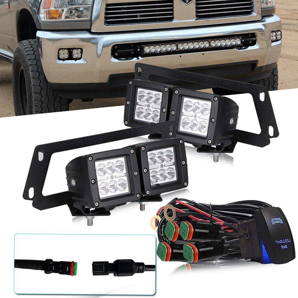 lights besides 2014 dodge ram 1500 on 95 dodge ram fog light wiringled light for dodge ram 3500 amazon com lights besides 2014 dodge ram 1500 on 95 dodge ram fog light wiring