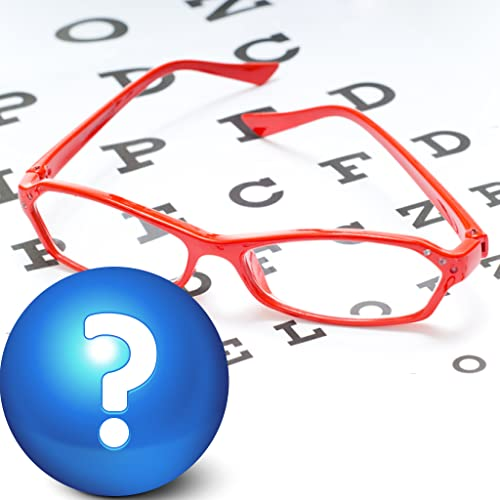 Reading Glasses Vision Test