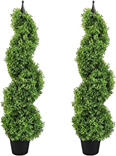 Best fake topiary plants Reviews