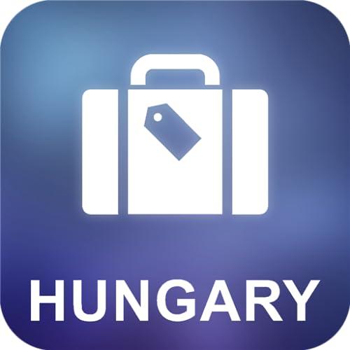 Hungría Offline Mapa