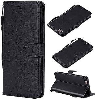 XCYYOO Coque iPhone 7/iPhone 8, Premium Flip Housse Coque Etui Portefeuille Support PU Cuir avec Fonction Stand Rabat Prot...