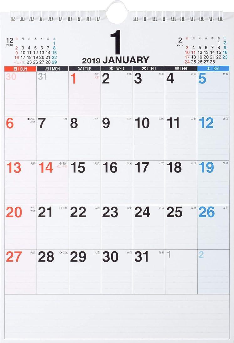 分布人工的な凍結高橋 2019年 カレンダー 壁掛け A4 E63 ([カレンダー])