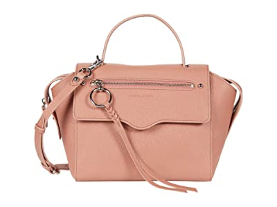 Rebecca Minkoff Gabby Satchel (Desert Rose) Handbags
