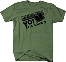 If There was a Problem Yo I'll Solve It, Ice School Science Math Tshirt