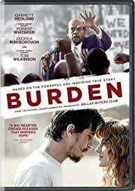 BURDEN starring Forest Whitaker on Digital Now and on DVD June 23 from Universal Pictures
