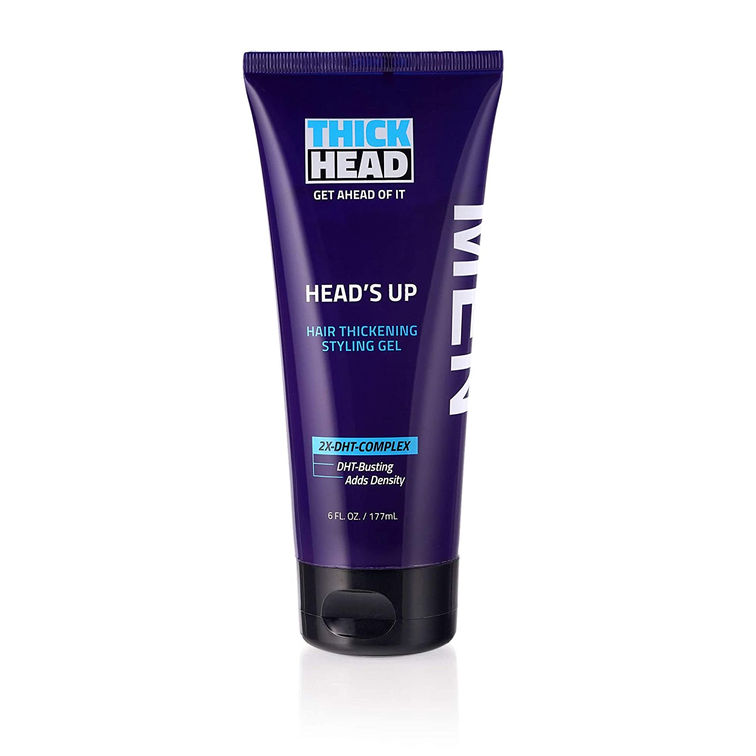 Portland Mall THICK HEAD HEAD'S UP Hair Thickening Sulfate Sale Styling Gel Free -