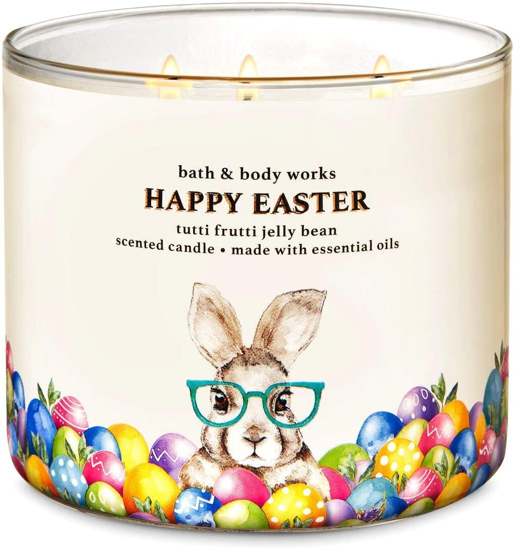 Bath and New product! New type Body Works Happy Easter Jelly - Candle Bea Frutti specialty shop Tutti