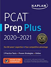 PCAT Prep Plus 2020-2021: 2 Practice Tests + Proven Strategies + Online (Kaplan Test Prep)