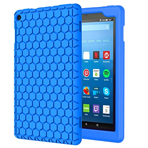 c482983b9923 MoKo Case All Amazon Fire HD 8 Tablet (7th 8th Generation