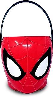 Marvel Spiderman! – Character Bucket – Children's Candy and Storage Bucket