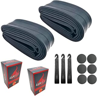 """XLC 26/"""" Bicycle Cycle Products Regular Bicycle Inner Tubes PV Tubo 6 SIX PACK"""