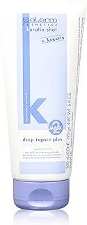 Salerm Cosmetics Keratin Shot Mask Deep Impact Plus 200ml