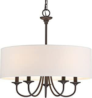 Best traditional chandeliers with shades Reviews