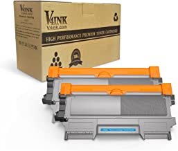 v4ink Compatible Toner Cartridge Replacement for Brother TN450 TN420 Black Toner Cartridge High Yield Use for HL-2240d HL-2270dw HL-2280dw MFC-7360n MFC-7860dw IntelliFax 2840 2940 Printer 2 Pack