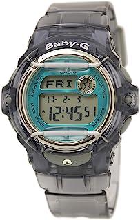 Casio 2018 BG-169R-8CR Watch Watch Baby-G Whale Clear Gray