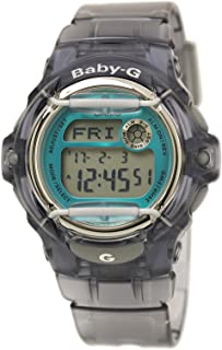 Casio 2018 BG-169R-8CR Watch Watch Baby-G Whale Clear Gray
