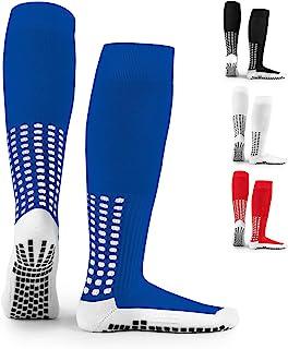 LUX Anti Slip Soccer Knee Socks,Non Slip...