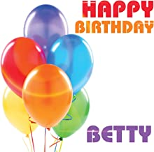Best happy birthday betty song Reviews