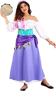 Disguise Limited Hunchback of Notre Dame Women's Esmeralda Costume Large