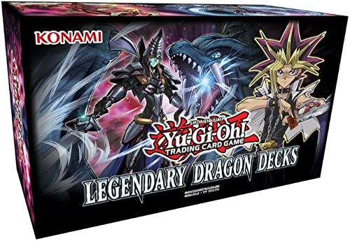 Yu-Gi-Oh . kon547663 Legendary Dragon Deck
