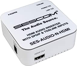 Sescom SES-Audio-N-HDMI Audio Inserter