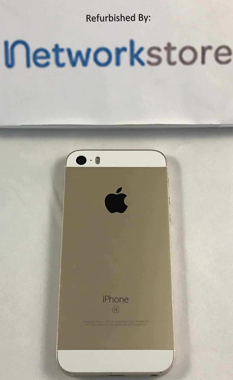 at&T/T-Mobile GSM Only Refurbished Apple iPhone SE 16GB Unlocked ...