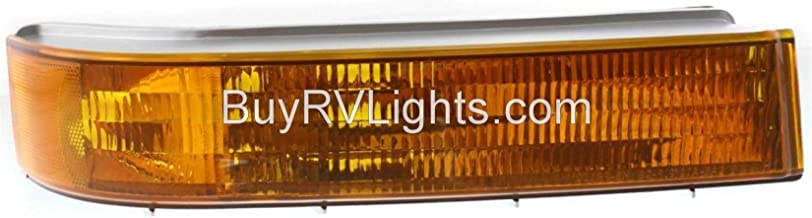 Fleetwood American Tradition 2004-2007 RV Motorhome Right (Passenger) Replacement Turn Signal Light Front Lamp