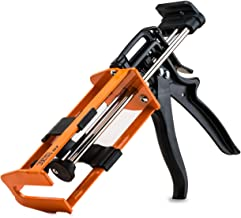 JES Innovations 200 ml (1:1 and 2:1) 26:1 High Thrust Dual Component Cartridge Gun