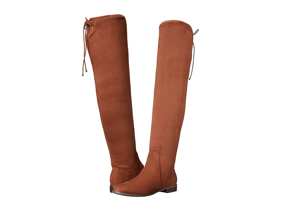 Chinese Laundry Rainey Boot (Brownstone Suedette) Women