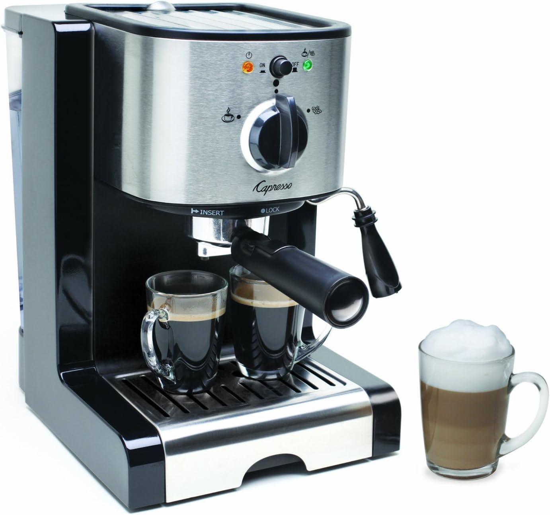 Max 49% OFF Capresso EC100 Semi Automatic Pump Cappuccino Daily bargain sale Espresso and Machi