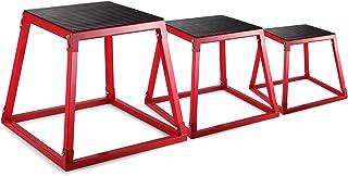 OldFe Plyometric Platform Jump Box Workout Platform Plyo Box Esercizio Plyo Box per Saltare