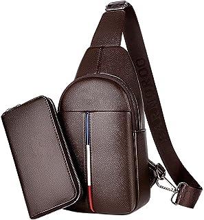 BeniNew حقائب الصدر العلامة التجارية في الهواء الطلق عارضة حقيبة الكتف السفر رسول حقيبة الرجال حقيبة الصدر