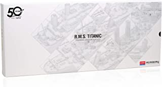 Academy 14226 Titanic 50th Anniversary Limited Edition 1/400 Scale Plastic Model Kit