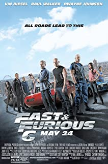 Best fast and furious 6 poster Reviews