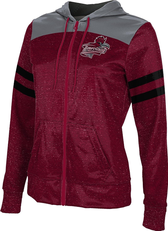 ProSphere Ramapo College of New Jersey Girls' Zipper Hoodie, School Spirit Sweatshirt (Gameday)