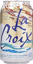 La Croix Sparkling Water, 12 Ounce (48 Cans) (Coconut)