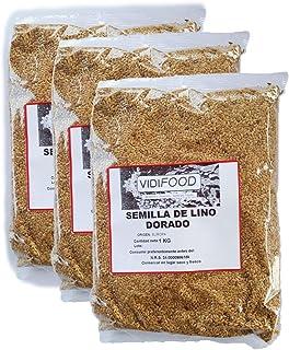 10 Mejor Semillas De Lino Dorado Ecologico de 2020 – Mejor valorados y revisados
