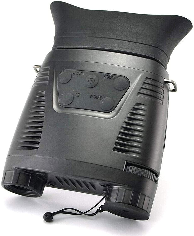 RUXMY binoculares Vedio, 3.5X- 7X Digital Night Vision